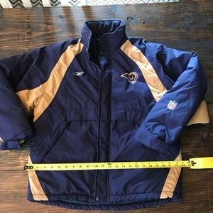Other - Youth St. Louis Rams winter coat XL
